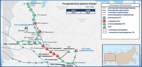 Транснефть-Верхняя Волга начало заполнение нефтью МНП Горький-Новки