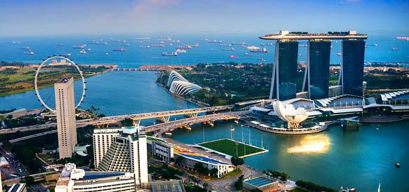 Совсем скоро. Shell начнет поставки сжиженного природного газа Сингапуру до конца 2017 г