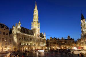 Gazprom opens representative office in Brussels