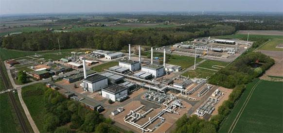 Газпром заключил краткосрочные контракты на хранение газа в европейских ПХГ почти на 45 млн евро