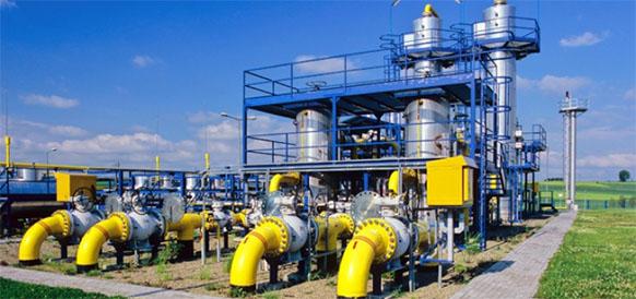 Gazprom's Q1 2018 profits rise on export push