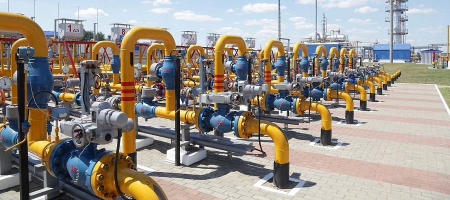 Отбор газа из украинских ПХГ превысил закачку. Риски дефолта растут