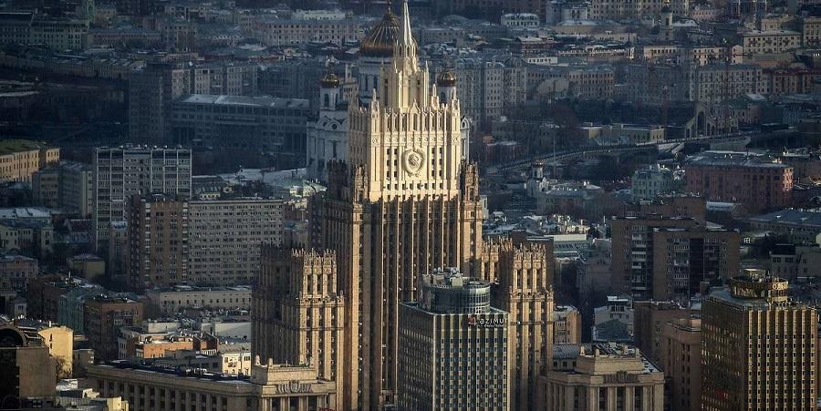 МИД РФ осудил намерение США создать коалицию против Северного потока-2