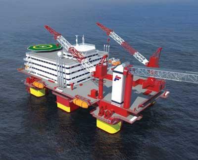 ВР успешно развивает Clair Ridge в Северном море
