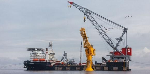 Стройтрансгаз закончил монтаж арктического нефтетерминала Газпром нефти на мысе Каменном в ЯНАО