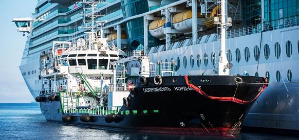 «Газпром нефть» инициировала введение в России международного стандарта по бункеровке СПГ-топливом (КОММЕНТАРИИ ЭКСПЕРТОВ)