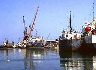 Группа Сумма планирует инвестировать в развитие порта Махачкалы 300 млн долл США