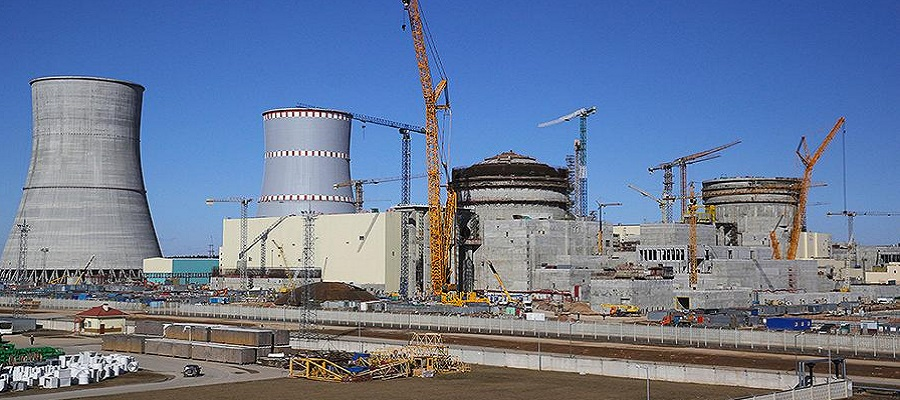 Rosatom and Uzatom signed a contract as part of the NPP project in Uzbekistan