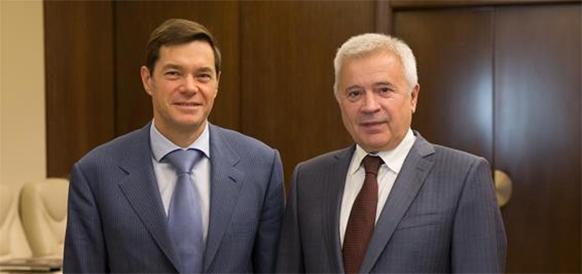 ЛУКОЙЛ и Северсталь договорились о развитии сотрудничества