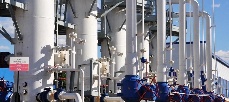 Газпром увеличит мощности газоснабжения в промзоне г. Уфы