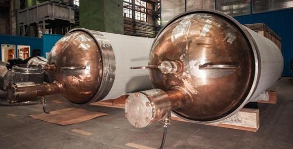 Дочка Росатома отправила оборудование для ледокола нового поколения «Сибирь» проекта 22220