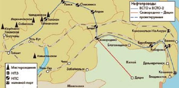 Газпром начал эксплуатационное бурение на нефть на Чаяндинском  месторождении в Якутии