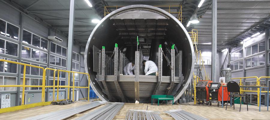 В Волгодонске начали отгружать парогенераторы для АЭС Аккую