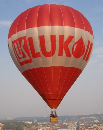 LUKOIL BEGINS CONSTRUCTION OF GAS CHEMICAL FACILITY