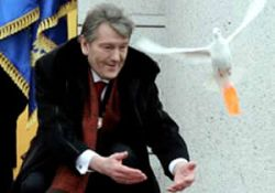 Виктор Ющенко вспомнил о газовых контрактах