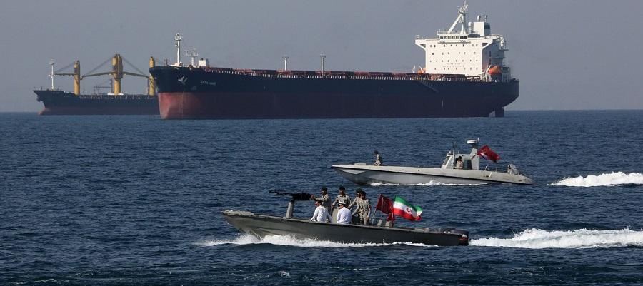 Персидский залив как пороховая бочка. Иран обвиняет США в дестабилизации ситуации в регионе