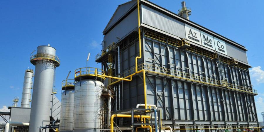 SOCAR Methanol увеличил производство метанола на 34,4% в январе-феврале 2020 г.