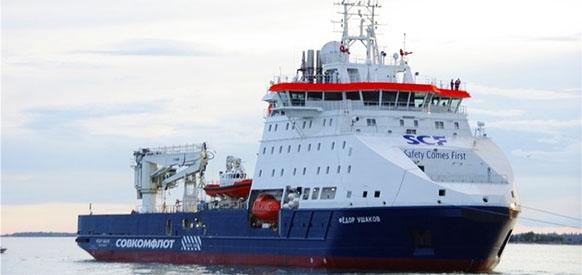 Sovcomflot names 3rd Sakhalin-bound icebreaking supplier