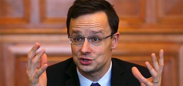 Венгрия хочет больше газопроводов, но готовится к худшему. А. Миллер и глава МИД Венгрии П. Сийярто обсудили поставки газа