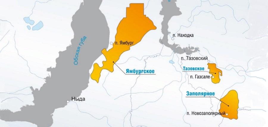 В вахтовом поселке Ямбург выявлен и локализован очаг заболеваемости COVID-19  в ЯНАО