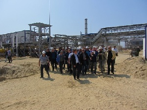 Gazprom finishing construction of Sakhalin MCS
