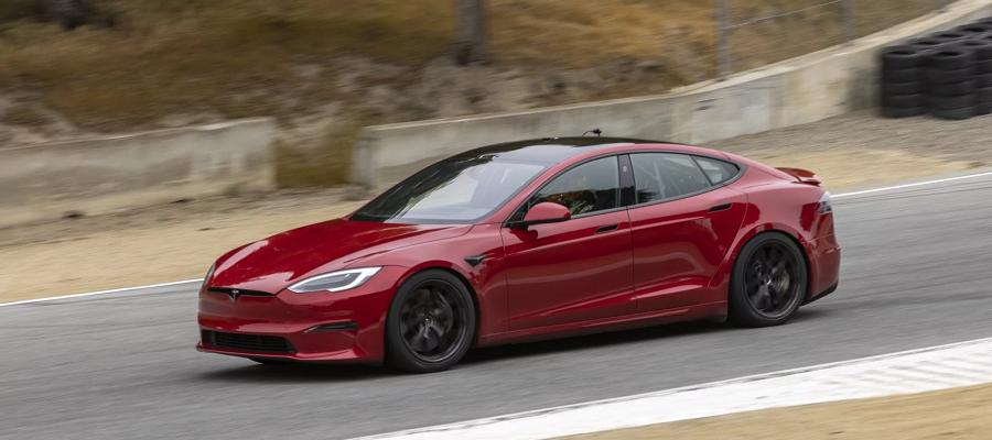 Tesla больше не будет выпускать Model S Plaid Plus. Обычной достаточно или чипов не хватило?