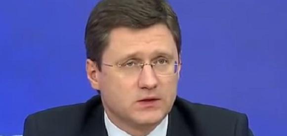 А.Новак: Донбасс получает российский газ по цене в 329 долл США/1000 м3