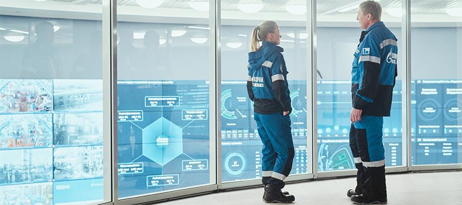 Цифровая подстанция на Московском НПЗ. Газпром нефть внедряет цифровые технологии энергообеспечения НПЗ