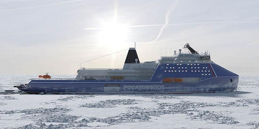 Роснефть еще не начала переговоры с ОСК по строительству ледокола «Лидер»