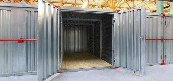 Уникальные универсальные сборно-разборные помещения контейнерного типа Контейнерoff®