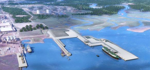 Срок пришел! Строительство СПГ-завода LNG Canada может начаться в 2018 г