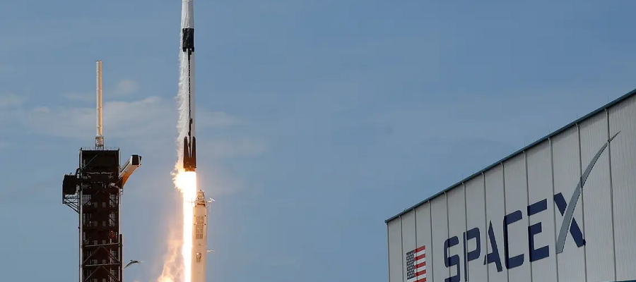 Elon Musk's aerospace company SpaceX buys 2 oil rigs from Valaris