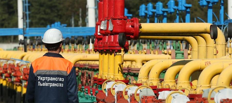 Укртрансгаз гордится максимальными запасами газа в ПХГ за последние 7 лет