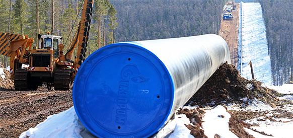Инвестиции в добычу газа в России в 2018-2020 гг прогнозируются в размере 766,1 млрд руб, в транспортировку - 1,3 трлн руб