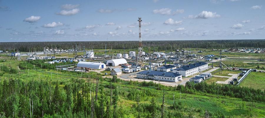 На Западно-Зимнем участке недр Газпром нефти построят инфраструктуру для добычи