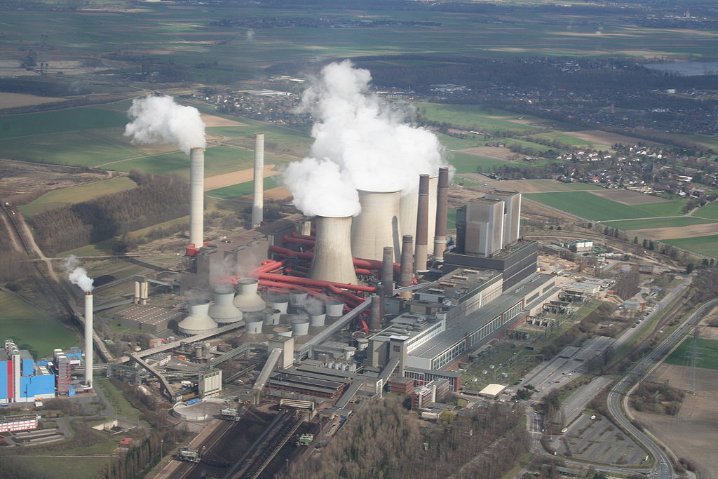 На Украине запасов угля на ТЭС хватит еще на 1 месяц