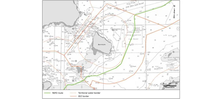 Без Фортуны никак? Nord Stream 2 подала запрос властям Дании на изменение разрешения на строительство Северного потока-2