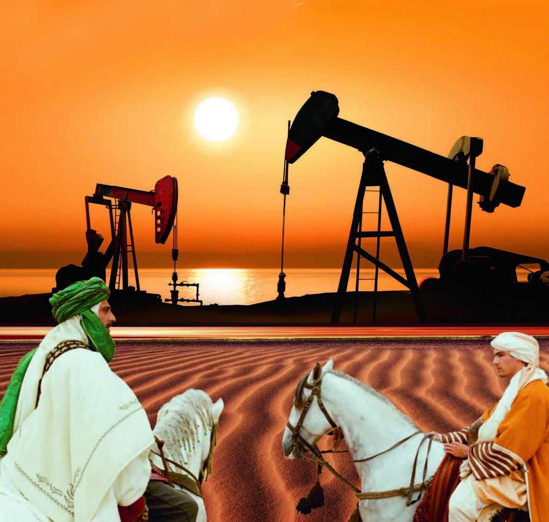 Дружба дружбой, а нефть - врозь