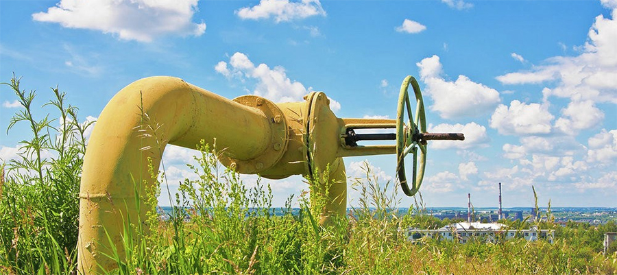 Price of gas spikes on Romanian spot market above price of Russian gas
