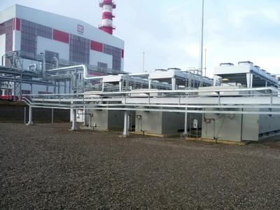 Для ПГУ-135 энергоцентра ГХК «Ставролен» введена в эксплуатацию компрессорная станция топливного газа Enerproject