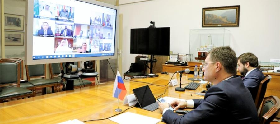 Заседание JMMC. Страны ОПЕК+ договорились о продолжении выполнения соглашения о сокращении добычи нефти