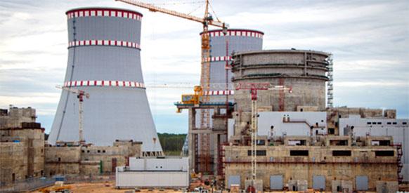 1- я партия ядерного топлива из 163 топливных сборок доставлена для загрузки на энергоблок №1 Ленинградской АЭС-2