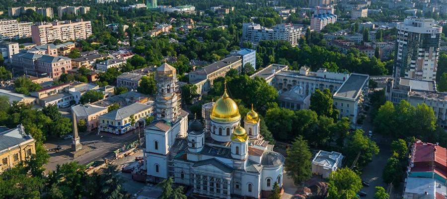 Крымские энергетики восстановили электроснабжение Симферополя