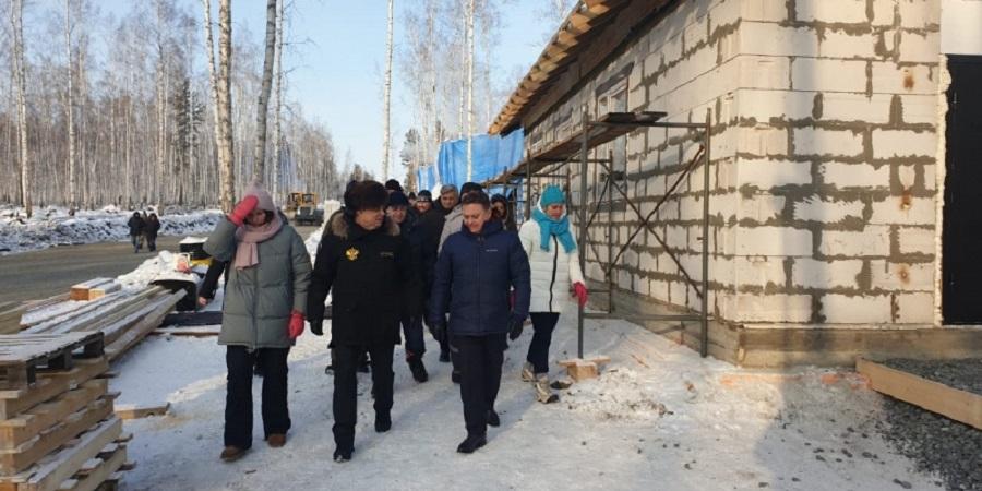 А. Черезов принял участие в совещаниях по вопросам ликвидации последствий наводнения в Иркутской области