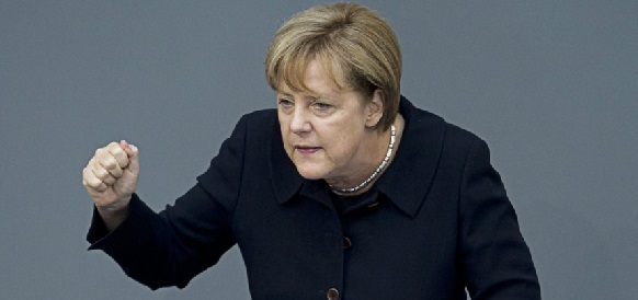 Merkel arrives in Warsaw to criticism over controversial Nord Stream 2