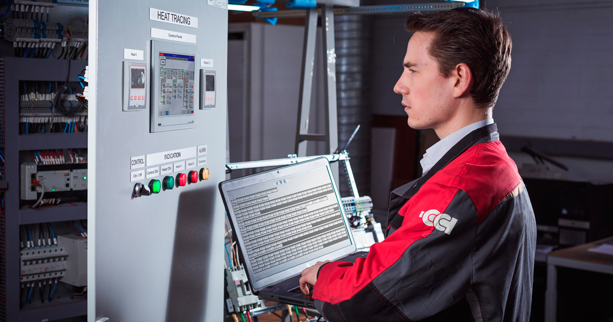 ConTrace Специализированная система управления электрообогревом для предприятий ТЭК