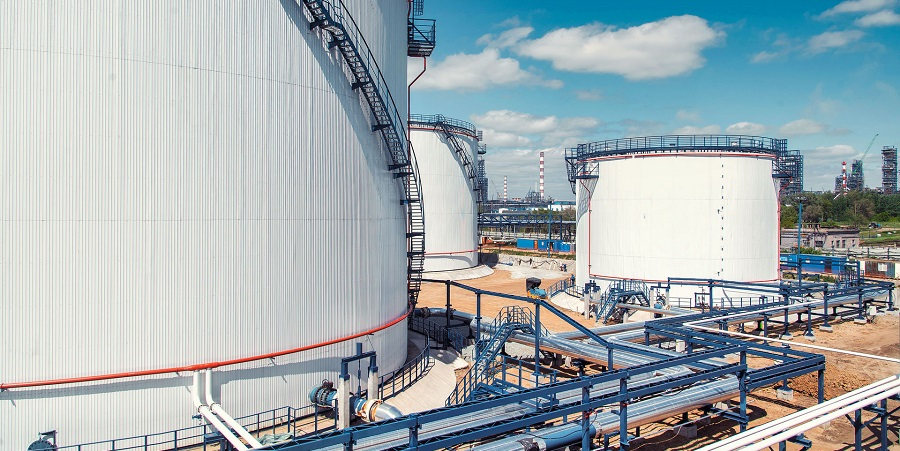 """Gazprom Neft's Omsk Refinery beings the installation of water treatment systems at its """"Biosphere"""" complex"""