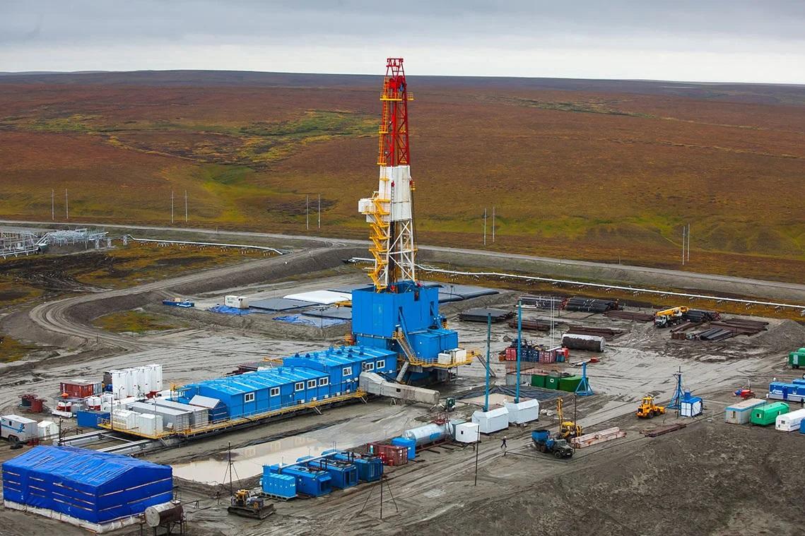 Инфраструктура «под ключ» для нефтегазовых месторождений