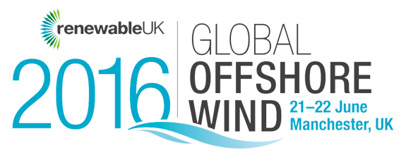 Global Offshore Wind 2016 in Manchester