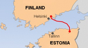 Estonia and Finland ink gas link deal